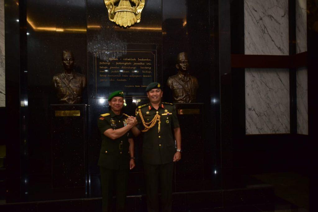 Kasad : Kerja Sama TNI AD dan AD Brunei Meningkatkan Interoperabilitas dan Mengokohkan Kekuatan di Asia Tenggara