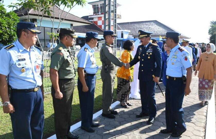 Panglima TNI Kunjungan Kerja ke Akmil Magelang