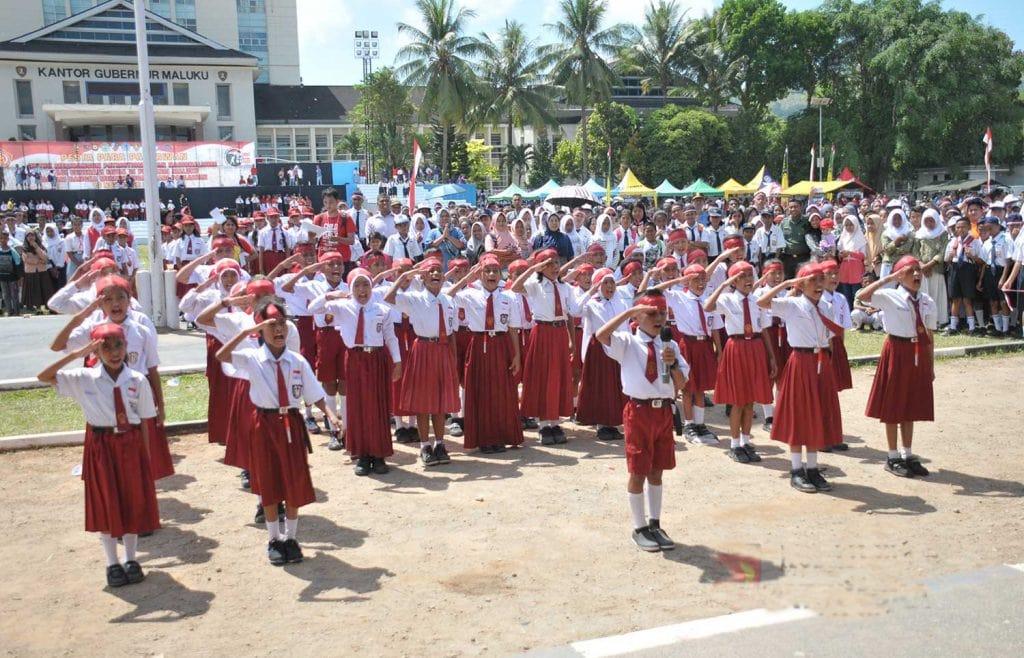 Kasdam XVI/Pattimura Buka Pesta Para Pahlawan di Provinsi Maluku