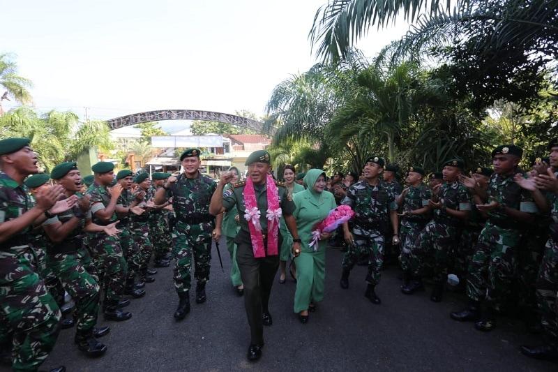Pangkostrad : Lima kemampuan dasar harus melekat pada prajurit TNI AD