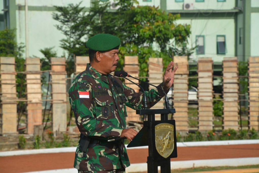 Prajurit Wajib pegang teguh Netralitas TNI