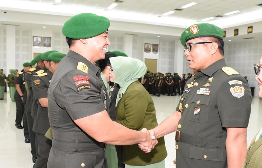 Brigjen TNI P. Gunung Sarasmoro Jabat Kadislaikad