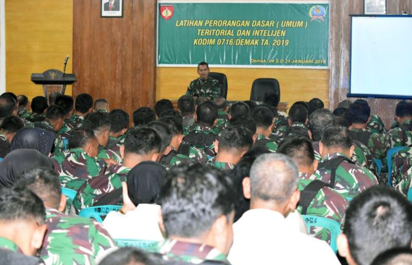 Aparat Teritorial Wajib Jaga Netralitas TNI dan Tidak Terlibat Politik Praktis