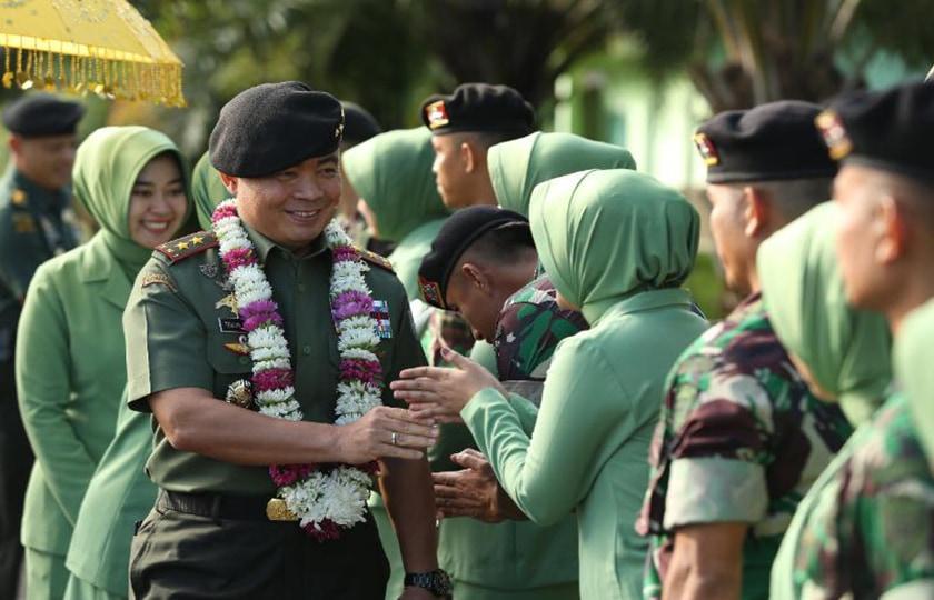 Pangdam IM : Jaga Netralitas TNI dan Gunakan Medsos Ingat Etika