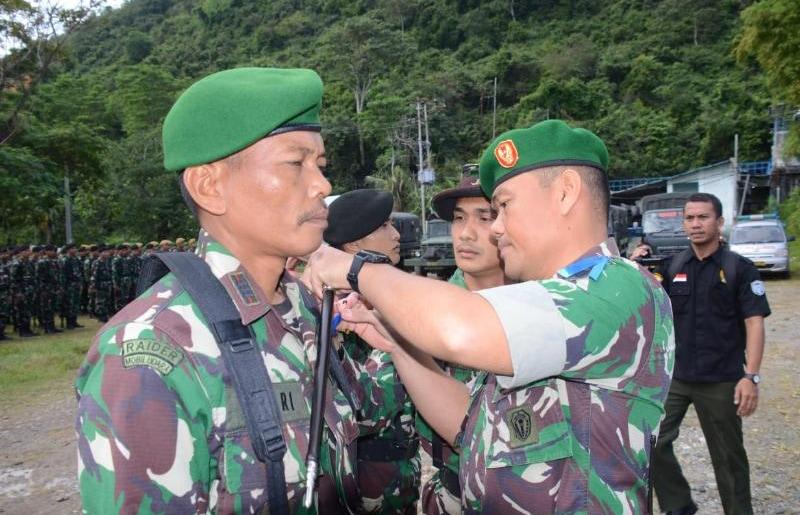 Antisipasi Pesta Demokrasi 2019, Kodam IM Gelar Latihan Bersama Unsur TNI/Polri