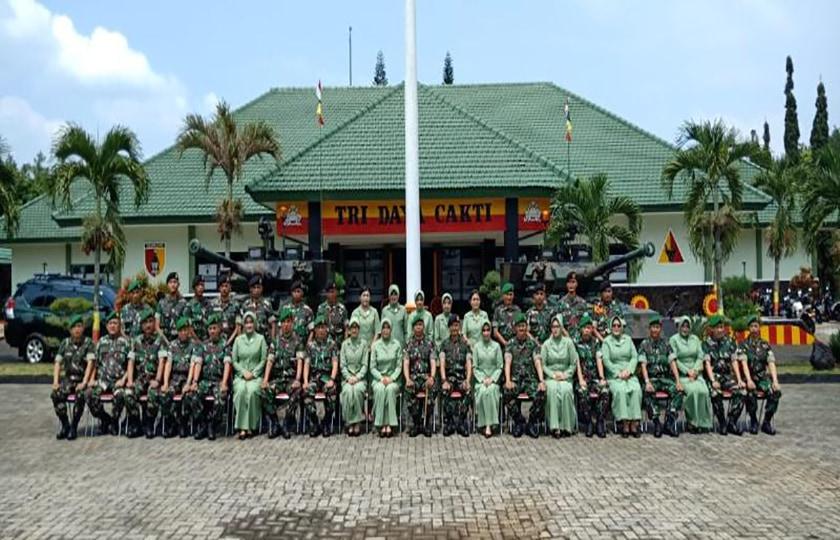 Pangdam V/Bwj : Prajurit Netral dan Turut Jaga Konsudifitas Wilayah