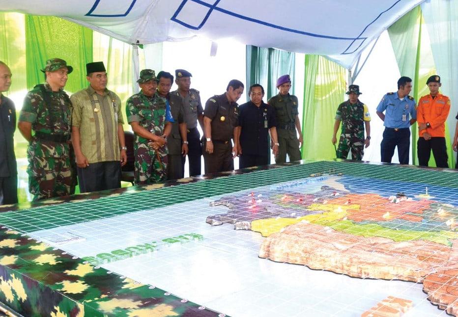 Implementasi Peran TNI dalam Mitigasi Bencana Guna Mendukung Terwujudnya Kewaspadaan Nasional