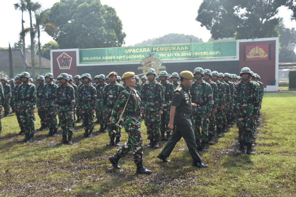 Prajurit Armed Harus Moderna, Cerdas dan Tangguh