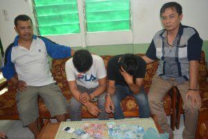 Korem 022/PT Berhasil Mengamankan Pengedar Narkoba di Wilayah Siantar