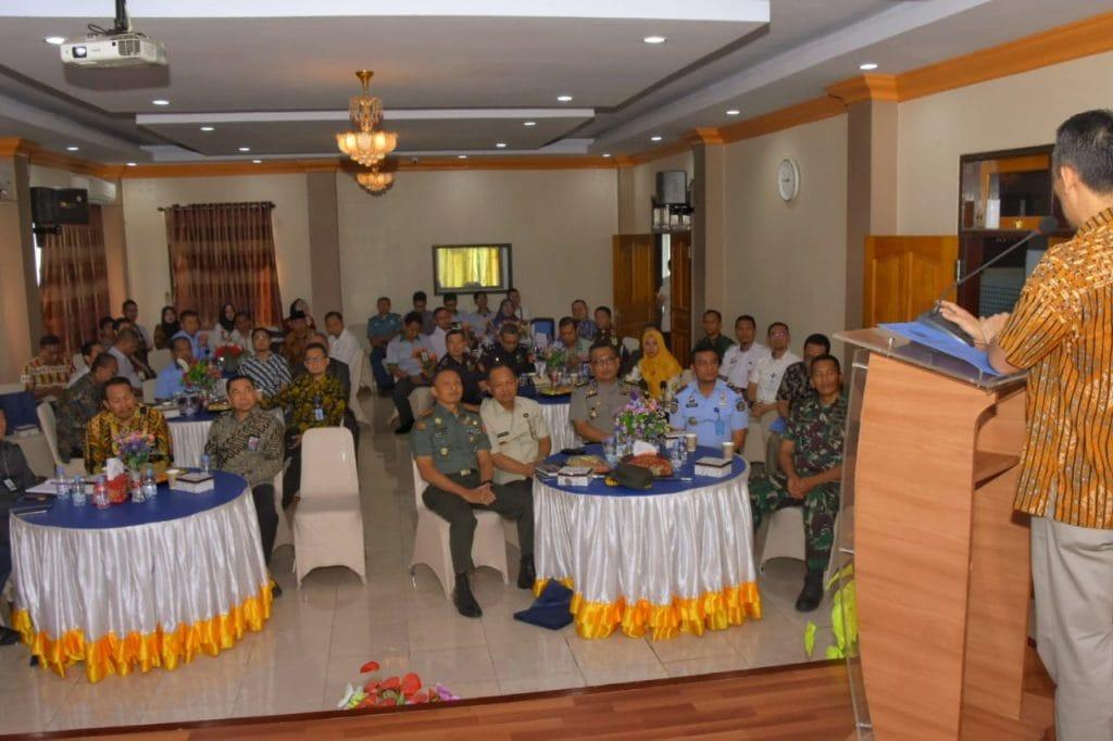 Korem 152/Babullah Meraih Kinerja Pelaksana Anggaran Terbaik Maluku Utara