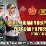 SPANDUK PILPRES TNI POLRI 6×5 alt 3 baru