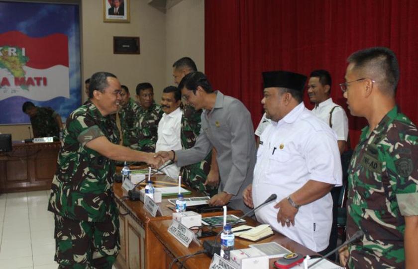TMMD 104 Program Lintas Sektoral Tingkatkan Akselerasi Kesejahteraan Masyarakat