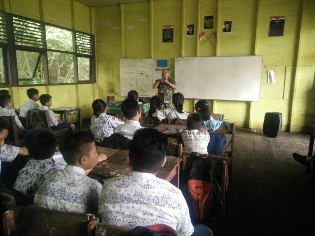 TNI Ajak Generasi Muda Tumbuhkan Cinta Tanah Air