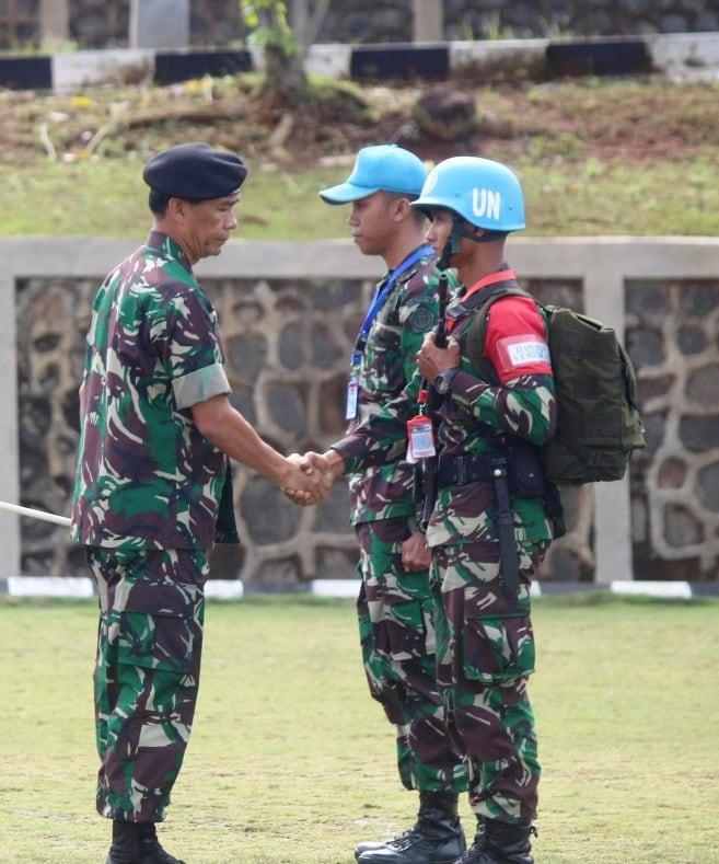 Pratugas berikan pengetahuan tugas Misi Perdamaian PBB