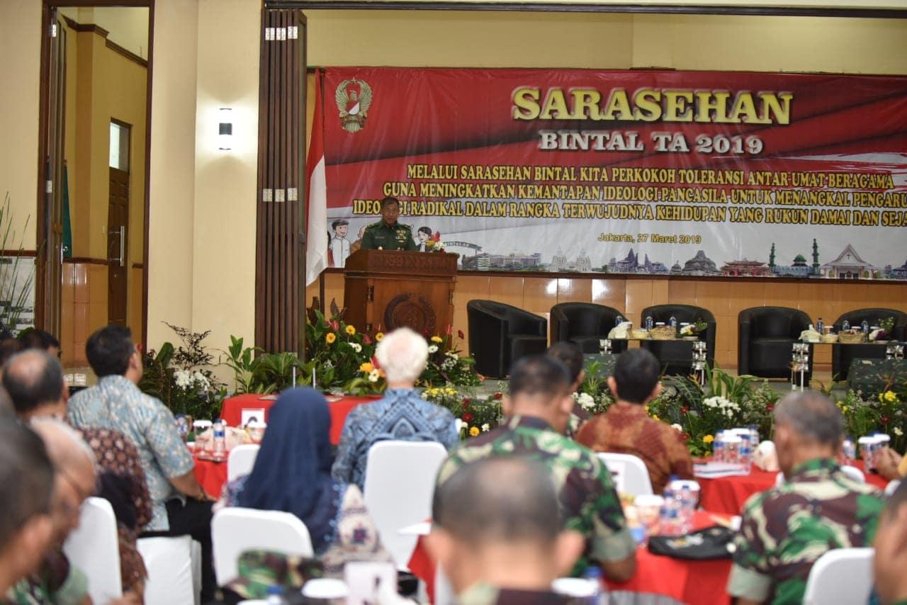 Kerukunan dan Toleransi Beragama Warisan Luhur Bangsa Indonesia