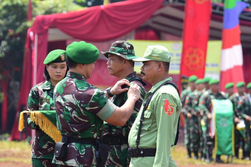 TMMD ke-104 Serentak Ditutup di 50 Kabupaten/Kota