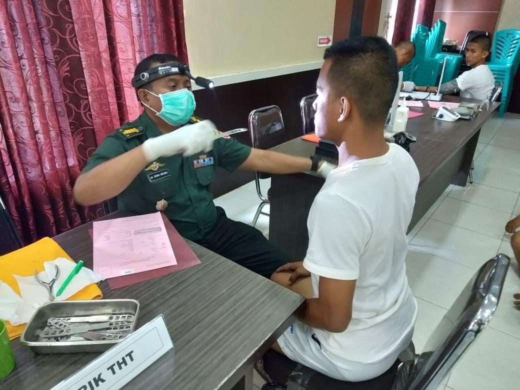 Rekrutmen Prajurit TNI AD dari Wilayah Perbatasan Terluar dan Pedalaman