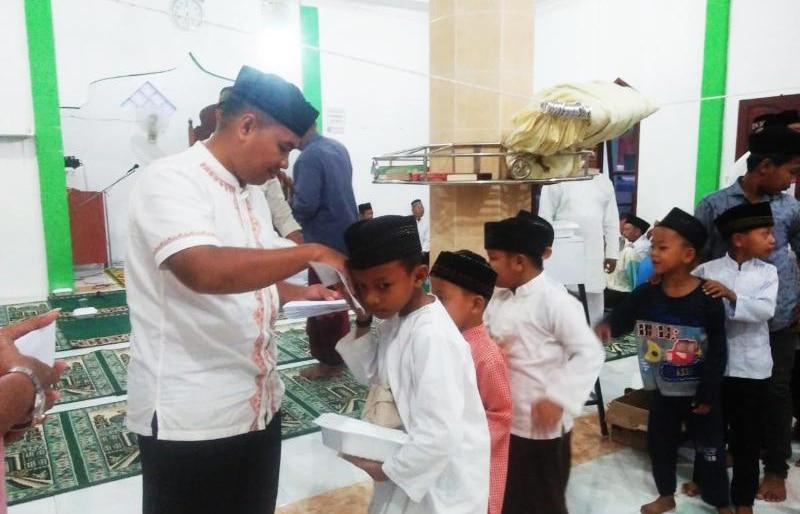 Kodim Aceh Timur Terus Pererat Silaturahmi Dengan Seluruh Elemen Masyarakat Langsa