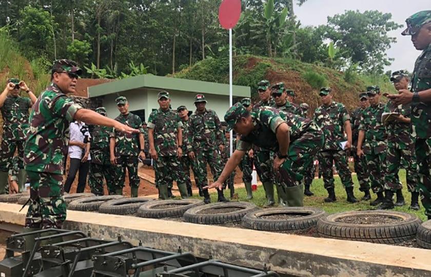 Wakasad : Lomba Tembak AARM 29/2019, Harga Diri dan Martabat Bangsa