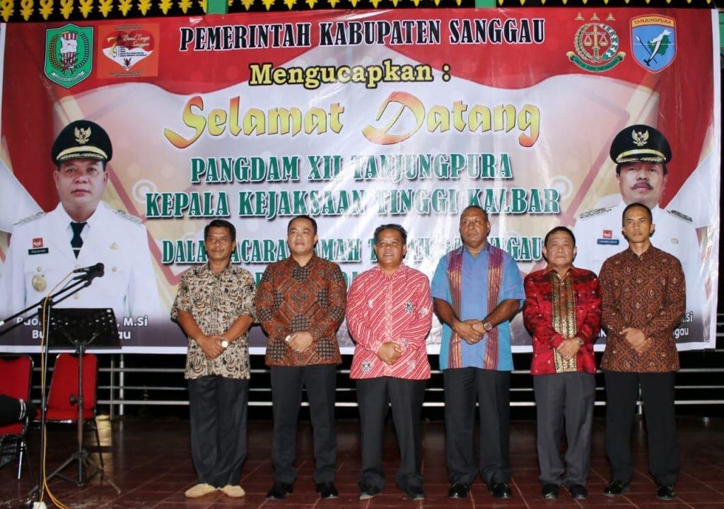 Sanggau Adalah Miniatur Indonesia