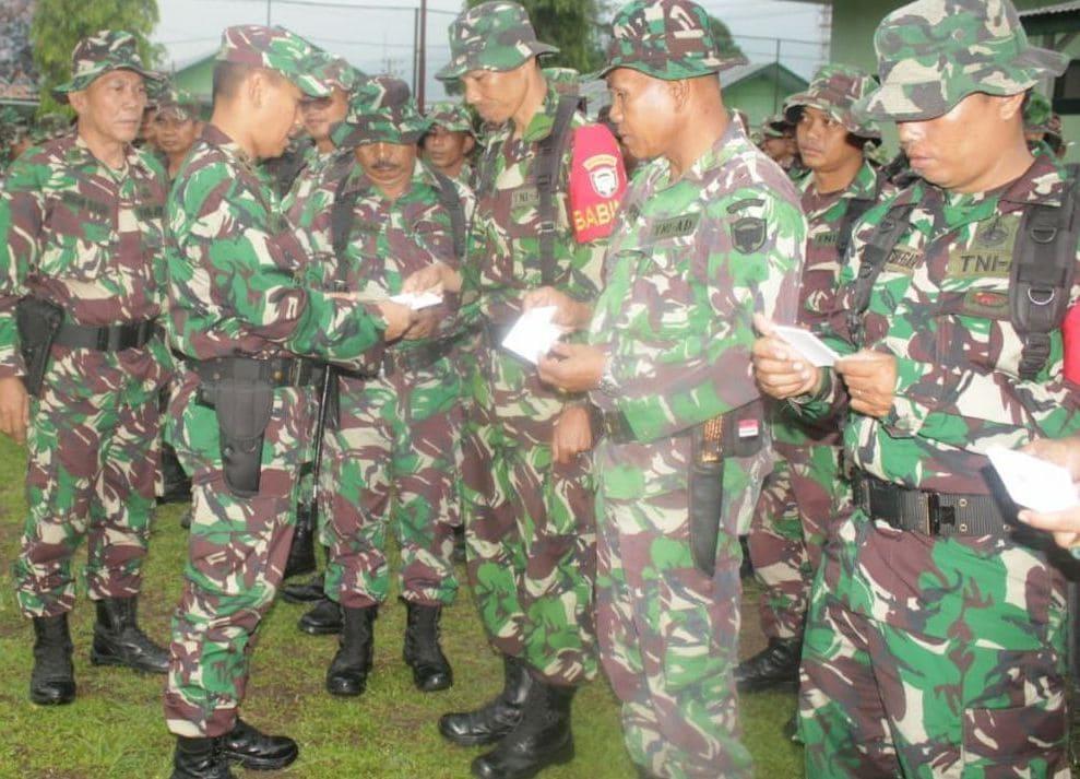 Buku Saku Netralitas TNI Pedoman Prajurit