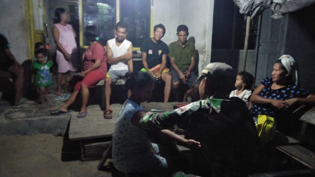 Tugas TNI Harus Meringankan Beban Masyarakat di Sekitarnya