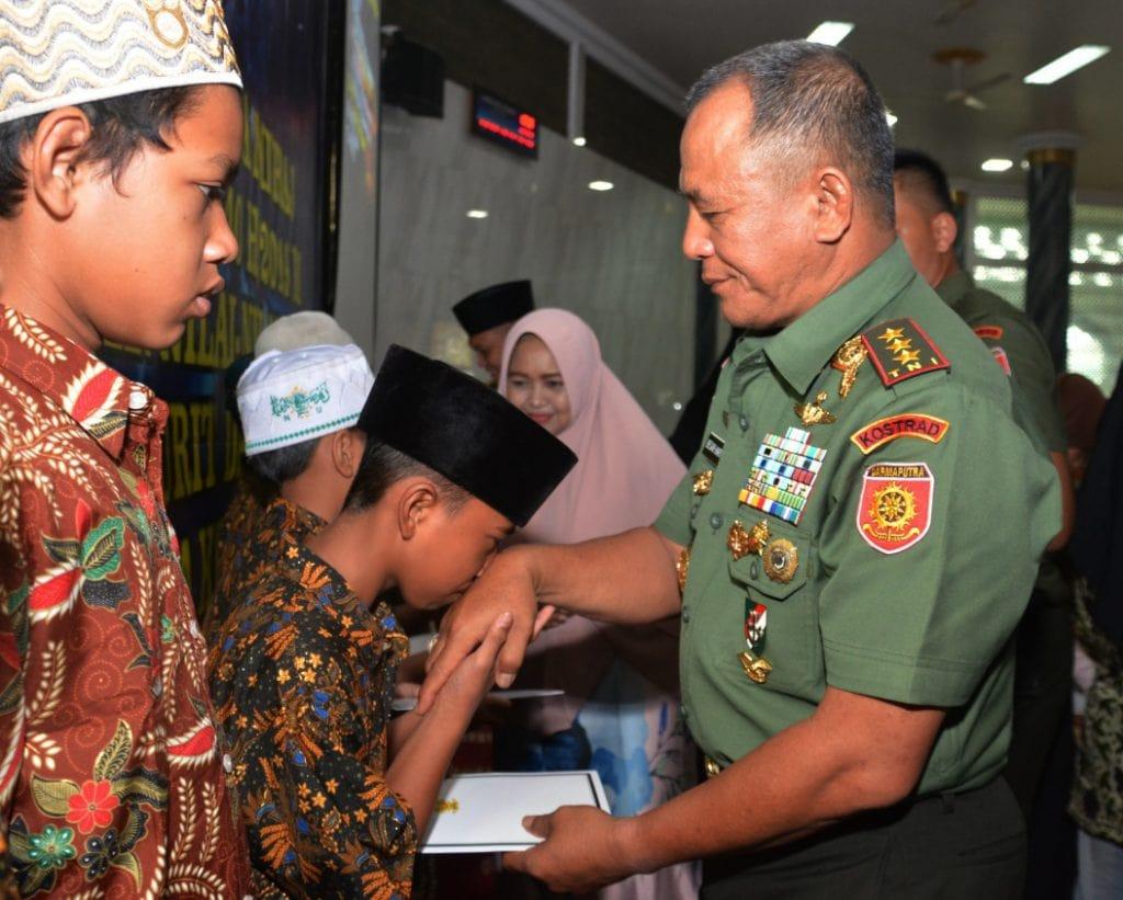 Warga Makostrad Peringati Isra' Mi'raj Nabi Muhammad SAW 1440 H