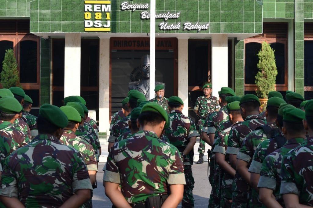 Jangan Ada Pelanggaran, junjung Tinggi Netralitas TNI