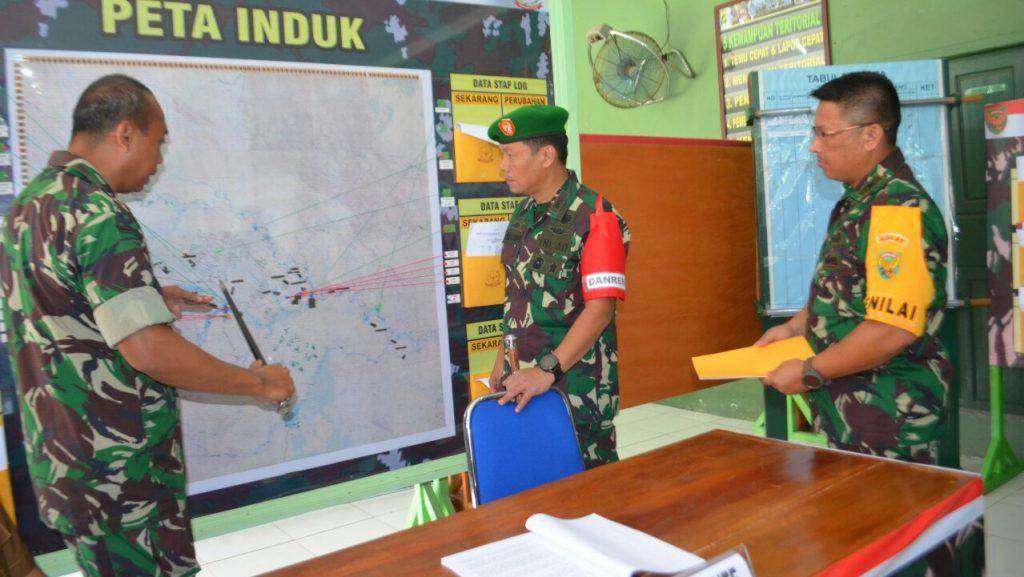 Gladi Posko Karhutla, Antisipasi Kebakaran di wilayah Kabupaten Bungo Dan Tebo
