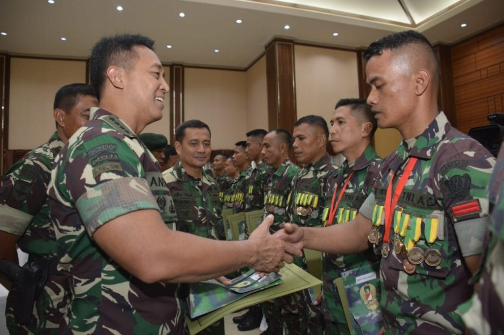 AASAM Ajang Prestasi dan Perkuat Kerja sama Militer
