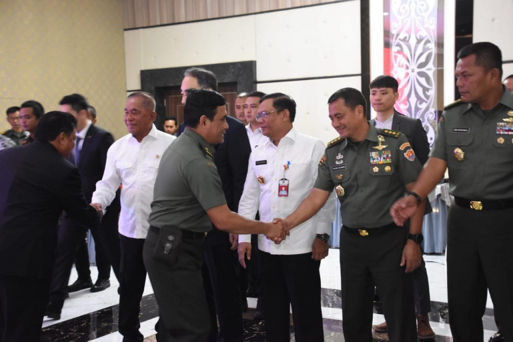 Wakasad Hadiri Penandatanganan Bersama Kontrak Pengadaan Alutsista TA 2019