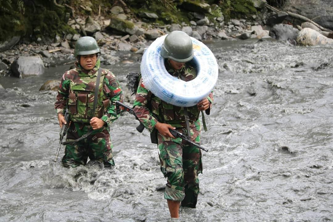 Sendhang Bharata, Atasi Krisis Air di Yunggwi