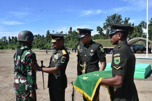 Dikmata PK TNI AD 2019, Pendidikan Prajurit yang Pertama Kali di Papua Barat