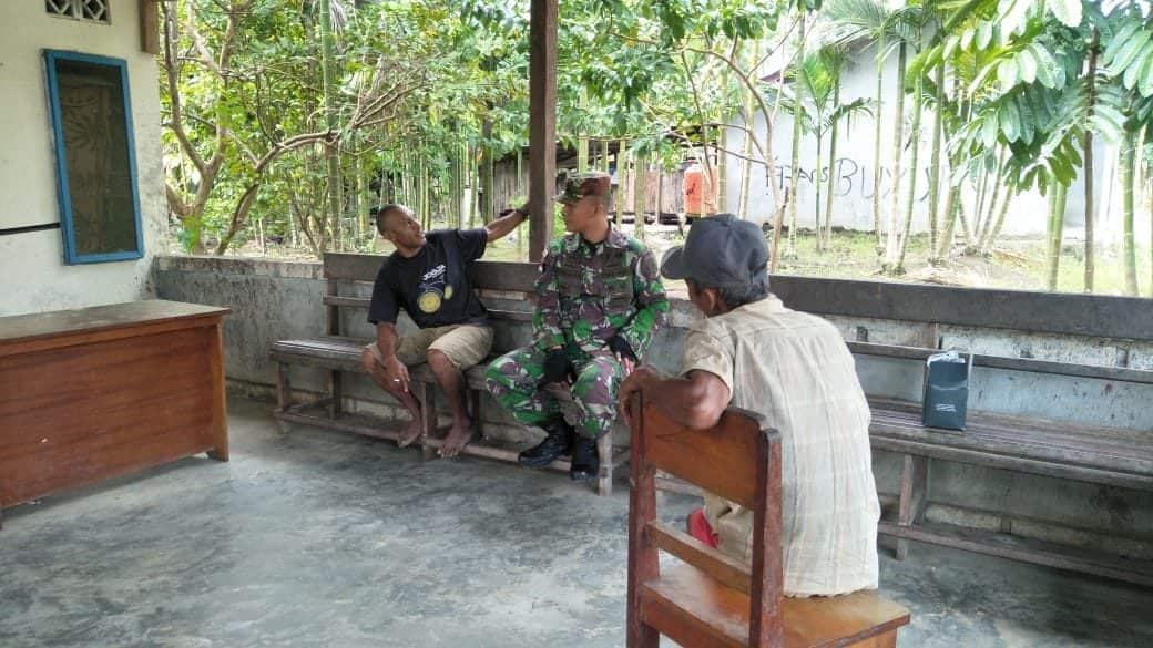 Silaturahmi, Cegah Peredaran Miras Dan Narkoba Di Perbatasan Ri-png
