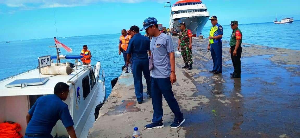 Empat Hari Terapung Di Laut, Arifin Ditemukan Selamat Oleh Tim Gabungan