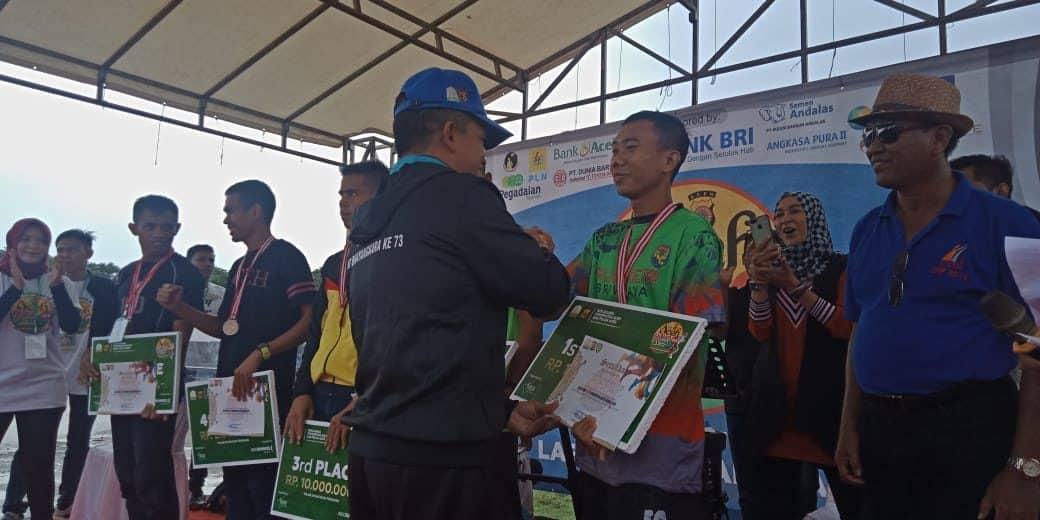 Ditanah Rencong, Prajurit Sriwijaya Berjaya Di Lomba Lari 10k