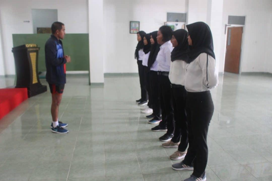 Delapan Ramaja Putri Penajam Paser Utara Ikuti Seleksi Kowad
