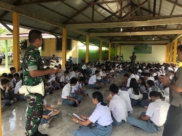 Jaring Putra Daerah Potensial, Kodam Xii/tpr Sosialisasi Penerimaan Prajurit Di Wiltas