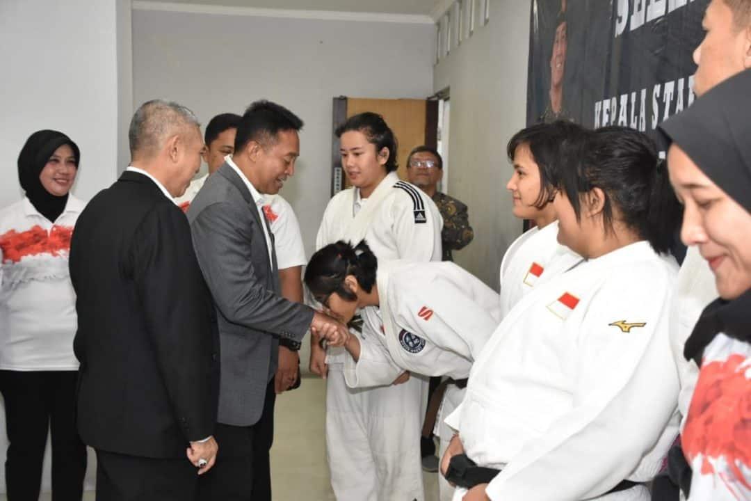 Kasad : Kejurnas Judo Kartika Cup Xii Ajang Prestasi Dan Gali Pengalaman Tanding