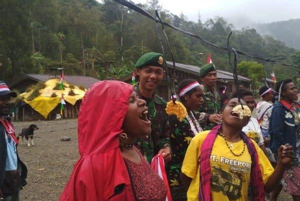 Cornelis Omabak : Cinta Kami Kepada Indonesia Sudah Harga Mati