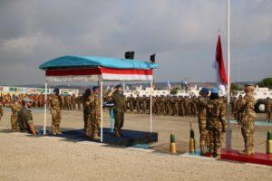 17-an Ala Satgas MPU Konga UNIFIL, Pererat Soliditas dan Solidaritas