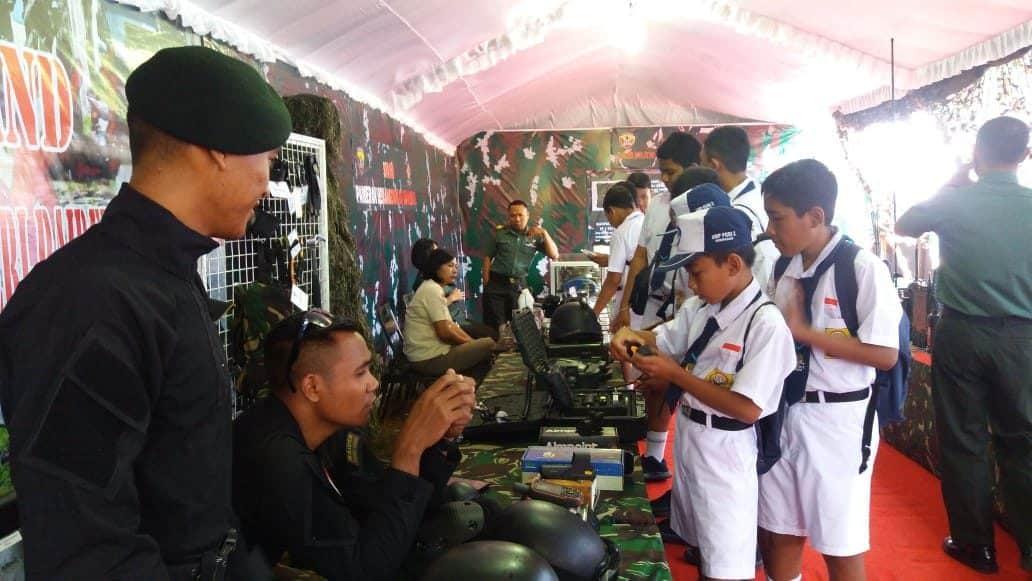 Ida Bagus Ariyoga: Ini Senjata TNI AD, Ya Om?