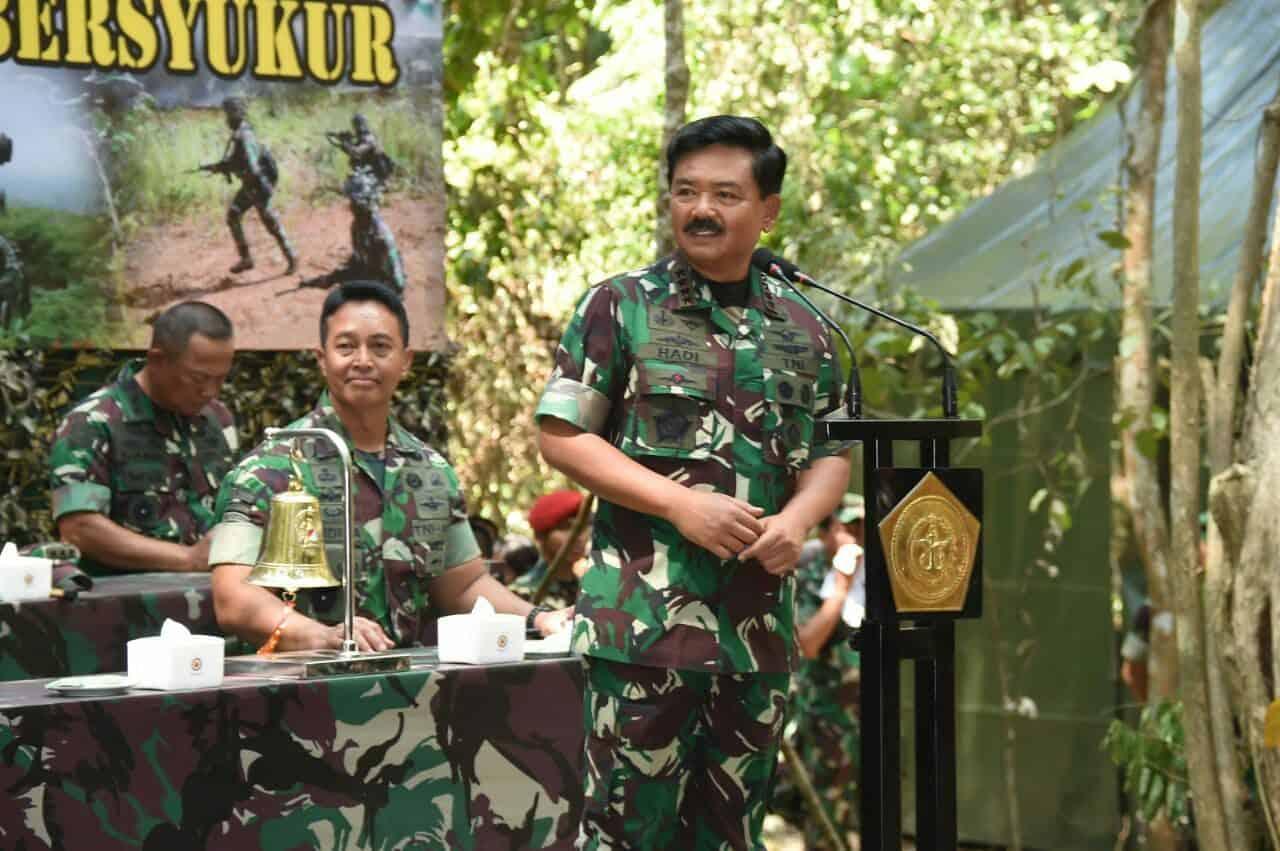 Panglima TNI : Semua Ancaman Bisa Dihadapi, Asal Tidak Mudah Gagal Paham