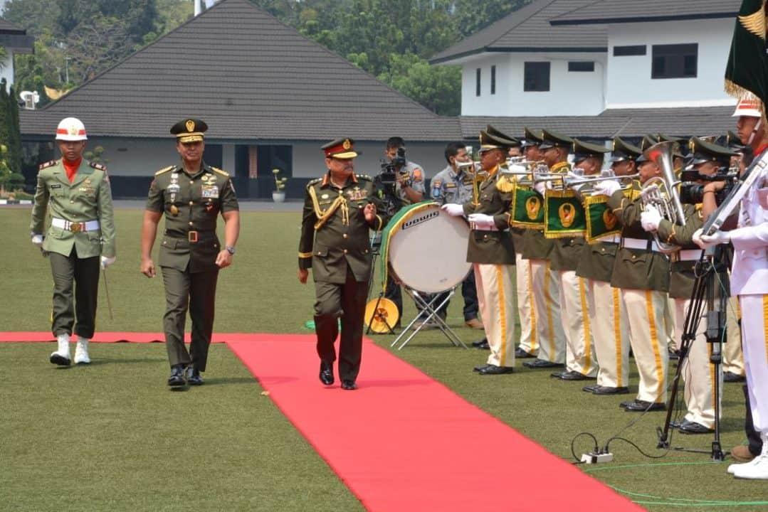 Jenderal TNI Andika Perkasa Setuju Perwira TNI AD Mengikuti Pendidikan di Bangladesh