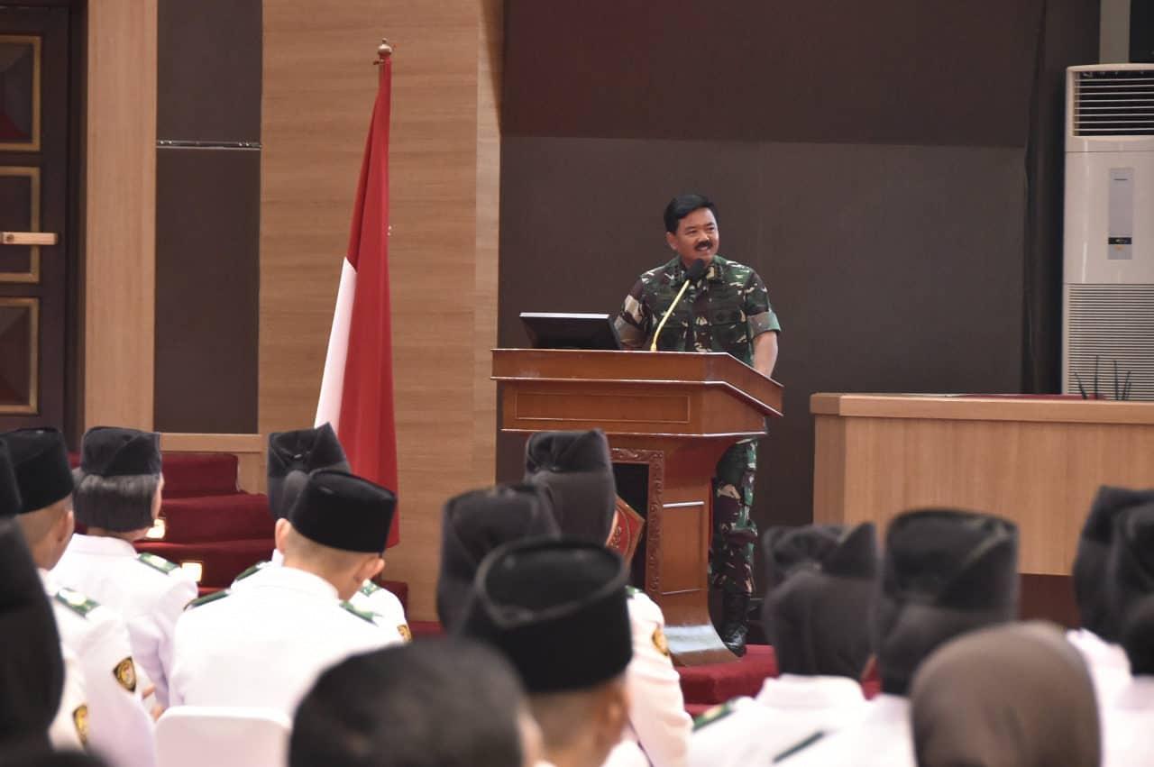 Panglima TNI : Purna Paskibraka, Putra- Putri Terbaik Bangsa