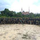 Pastikan Kedaulatan Negara, Satgas Pamtas Yonif R 600/Mdg dan TDM Patroli 277 Patok