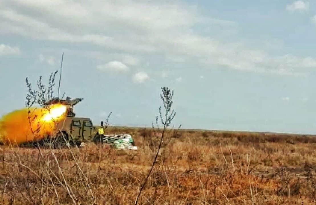 Siapkan Latgab TNI, Arhanud TNI AD Uji Tembak Rudal Canggih