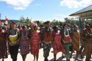 Bantu Pembangunan Yonif 761/KA, Pangdam XVIII/Kasuari Apresiasi Pemda, Kepala Suku dan Masyarakat Manokwari