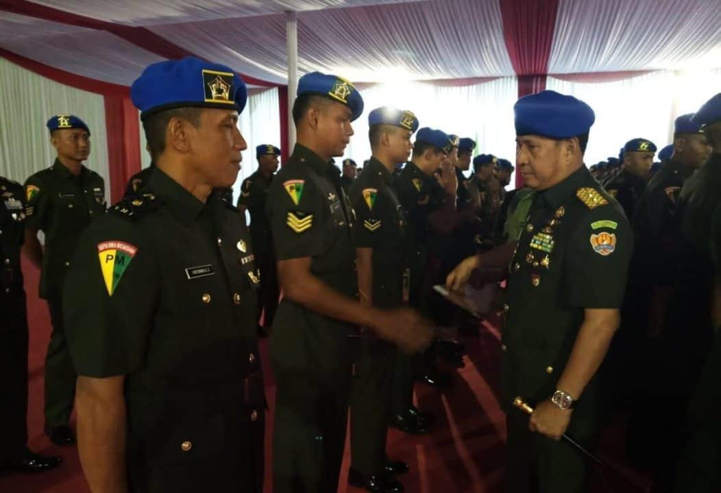 Danpuspomad : Pomad Sebagai Pelopor Disiplin dan Tata Tertib di Lingkungan TNI AD