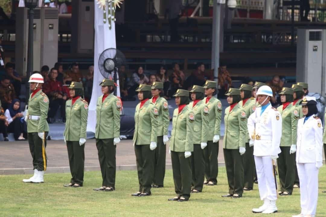 TNI AD Pastikan Upacara 17-an di Istana Terlaksana dengan Sempurna